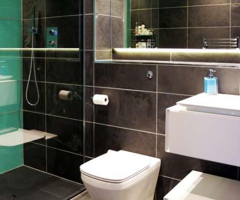 bathrooms  kitchen edinburgh  town